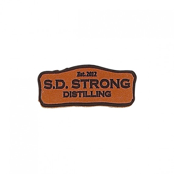f6f6d137 Real Leather Patch with Color Fill